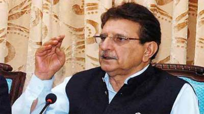 AJK PM asks world to constitute fact finding mission to observe situation in IOK