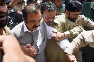 ANF submits complete challan against Rana Sanaullah