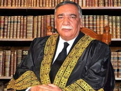 CJP Justice Asif Saeed Khosa rules out relief to Nawaz Sharif unless IHC approached