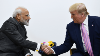 Frustrated India strongly responds over Donald Trump's talk with Pakistan PM Imran Khan