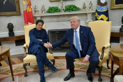 Fury in India as PM Khan and President Donald Trump meeting stirs a political storm in New Delhi