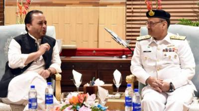 GB CM praises role of Pak Navy for defending motherland