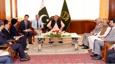 Pakistan, S.Korea agree to expand bilateral relations in trade, investment