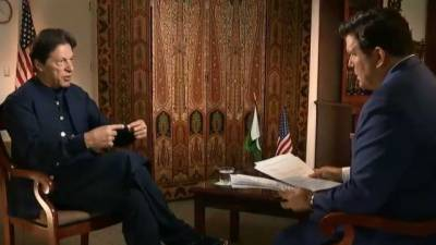 Pakistan to abondon nuclear weapons if India does so, PM Khan in US