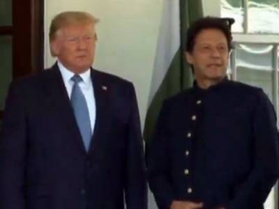 US President Donald Trump accepts PM Imran Khan's offer