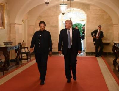 White House tour : PM exchanges views with President Donald Trump during tour