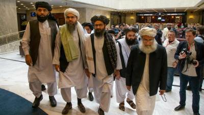 Big breakthrough reported in proposed talks with government and Afghan Taliban