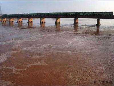 India releases water in Pakistani rivers, flood warnings issued