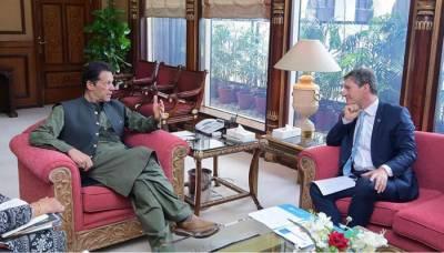 UN Resident Coordinator appreciated PM Imran Khan's government steps