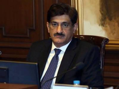 CM Sindh Murad Ali Shah lands in hot waters