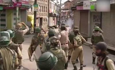 Indian troops martyr three more Kashmiri youth in fake encounters in Occupied Kashmir