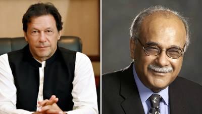 Najam Sethi responds over defamation notice sent by PM Imran Khan