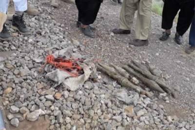 Pakistan Railways train narrowly escapes deadly bomb blast