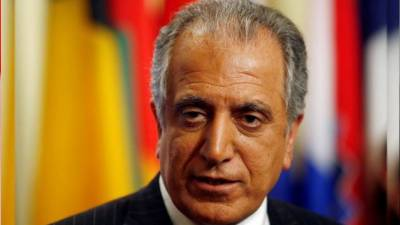 US Embassy in Islamabad released statement over visit of top envoy Zalmay Khalilzad
