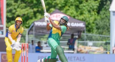 West Indies opener Chris Gayle roasts Pakistani spinner Shadab Khan