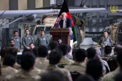 Afghan President Ashraf Ghani gives new instructions to Military regarding Taliban