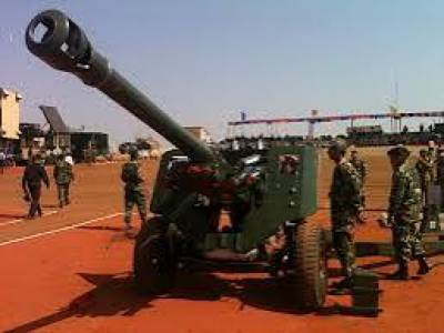Indian Army admits using heavy artillery Bofors Guns against Pakistan at LoC: Indian media report