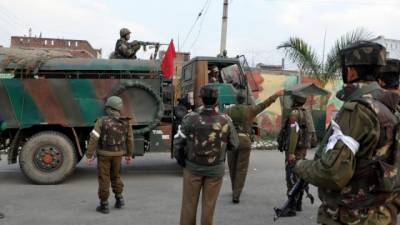 Indian Army resorts to barbarism in Occupied Kashmir, at least 7 youth martyred in fake encounters
