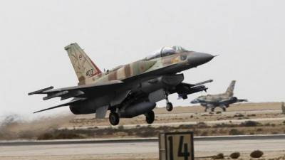 Iranian Air Force Fighter Jet crashes near Persian Gulf