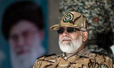 Iranian Military General sends stern warning to the enemy in Gulf Region