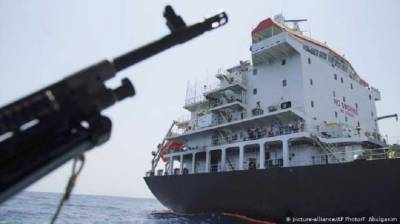 Iranian Revolutionary Guards seized yet another foreign oil tanker in Gulf