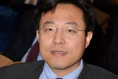 Lijian Zhao, Friend of Pakistan and Deputy Chief of Mission in Islamabad leaves for Beijing