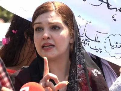 Mishal Malik, the wife of arrested JKLF Chairman Yasin Malik males an appeal to the World Community