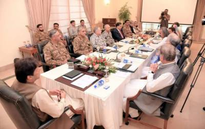 National Security Committee meeting sends a stern message to India