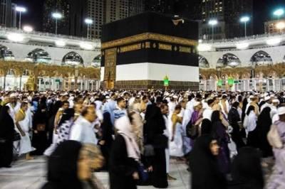 Over 173,000 Pakistani Hajj Pilgrims reach Saudi Arabia