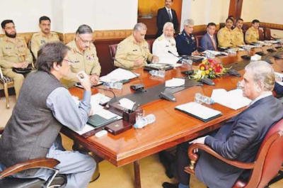 PM Imran Khan summons emergency session of National Security Committee