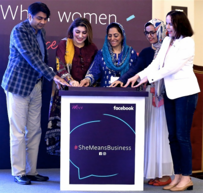 Facebook launches program for Pakistani women entrepreneurs in collaboration with Lahore Women Chamber of Commerce