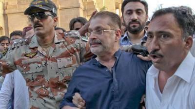 SHC extends bail of Sharjeel Memon in assets case