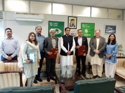 WWF Pakistan and Ministry of Climate Change launches joint environmental conservation project in Pakistan