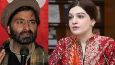 Mishal Malik blasts India over turning Occupied Kashmir into a graveyard