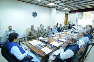 NSC decides to downgrade diplomatic relations, suspend bilateral trade with India