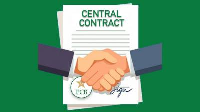 PCB reveals 19 players name on Central Contract for three categories