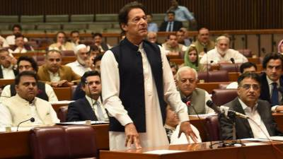 PM Imran Khan fears genocide in Occupied Kashmir, hints rise in freedom struggle against India