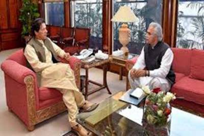 SAPM on Health briefs PM about steps for improving of sector