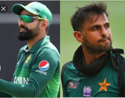 Veteran Cricketers Shoaib Malik and Mohammad Hafeez get a blow from the PCB