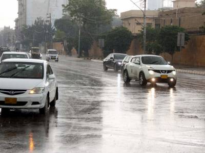 Heavy rains forecast for Sindh from Friday