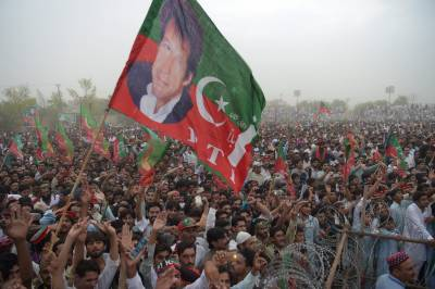 PTI to hold protest rally against abrogation of Article 370 tomorrow