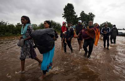 22 people died in India's Kerala state due to torrential monsoon rains