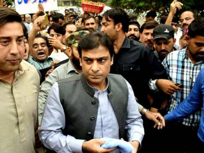 Accountability Court gives verdict in physical remand of Hamza Shahbaz Sharif