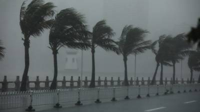 Red alert declared in China as Typhoon Lekima makes landfall on country's east coast
