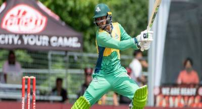 (VIDEO): Veteran Pakistani Batsman Shoaib Malik breaks windows panes with his startling sixes in T20 Blast