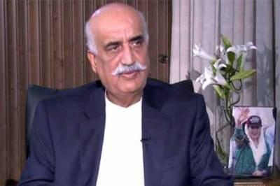 PPP Khurshid Shah responds over media reports of Rs 500 billion assets