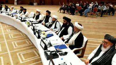 Afghan Taliban and US wrapped up latest rounds of talks for a historic deal