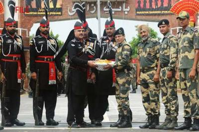Exchange of sweets with Indian Forces on Independence day: Pakistan takes an important decision