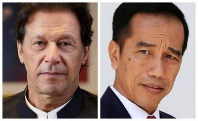 PM Imran Khan held important telephonic contact with Indonesian President