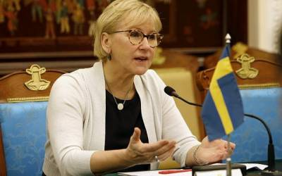 Swedish Foreign Minister responds over Occupied Kashmir crisis